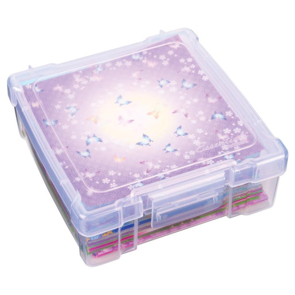 ArtBin Essentials Box 6x6 transparent