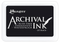 Archival Ink Stempelkissen - jet black