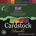 Cardstock Set Darks