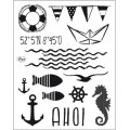 Clear Stamps - Ahoi