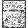 Clear Stamps - Delight 2 - In The Little Things Cup