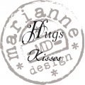Clear Stamps - Hugs, Kisses