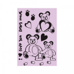 Clear Stamps - Love Beary Much