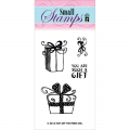 Clear Stamps Mini - Gifts
