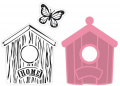 Collectables - Birdhouse home