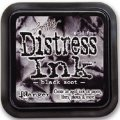Distress Ink Kissen - Black Soot