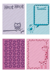Embossing-Set create a critter