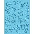 Embossing Folder - Ice Crystals
