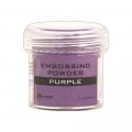 Embossing Pulver - Purple