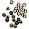 Eyelets and Washers - Brass