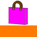 Filztasche Starter-Set Modell 3 Orange