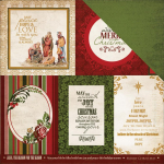 Holy Night Designpapier 2-seitig - Blessing