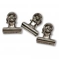 Idea-Ology Hinge Clips Antique Nickel