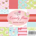 Paper Pad - Candy Floss