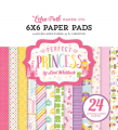 Perfect Princess 6x6 Paper Pad