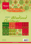 Pretty Paper Bloc - Woodland Christmas