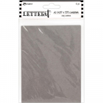 Ranger Letter It Cardstock Grey