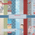Scrapbooking Paper Set Once Upon A Winter