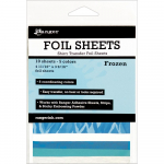 Shiny Transfer Foil Sheets - Frozen