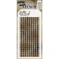 Tim Holtz Layered Stencil - Grid Dot