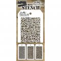 Tim Holtz Mini Layered Stencil Set 28
