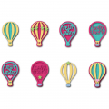 Triplits Die Set - Hot Air Balloons