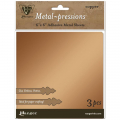 Vintaj Foil Sheets - Copper