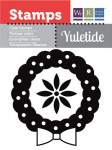 Yuletide Clear Stamps Wreath