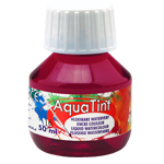 Collall AquaTint - flüssige Wasserfarbe bordeaux