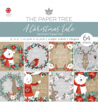 A Christmas Tale 5x5 Sentiments Pad