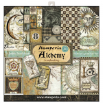 Alchemy 12x12 Paper Pack