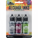 Alcohol Ink Kit - Cottage Path