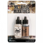 Alcohol Ink Kit - Metallic Mixative Pearl Copper