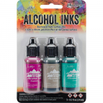 Alcohol Ink Kit - Valley Trail