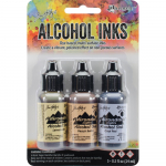 Alcohol Ink Kit - Wildflowers