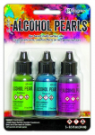 Alcohol Ink Pearls Kit 2