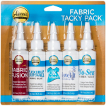 Aleenes Fabric Glue Tacky Pack