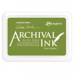 Archival Ink Stempelkissen - Leaf Green