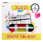 Art By Marlene Watercolor Painting Set - Brighter Than Bright