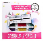 Art By Marlene Watercolor Painting Set - Sparkly and Bright