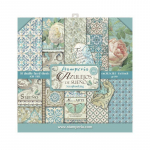 Azulejos 8x8 Paper Pack