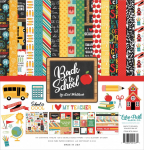 Back to School 12x12 Collection Kit
