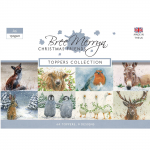 Bree Merryn Christmas Friends Toppers Collection Pad