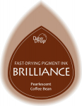 Brilliance Dew Drop Stempelkissen - Coffee Bean