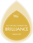Brilliance Dew Drop Stempelkissen - Galaxy Gold