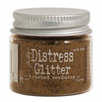 Brushed Corduroy Distress Glitter
