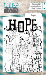 COOSA Crafts Clear Stamps - Hope