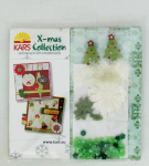 Card Making Set X-Mas sortiert A