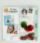 Card Making Set X-Mas sortiert B