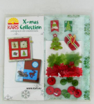 Card Making Set X-Mas sortiert C